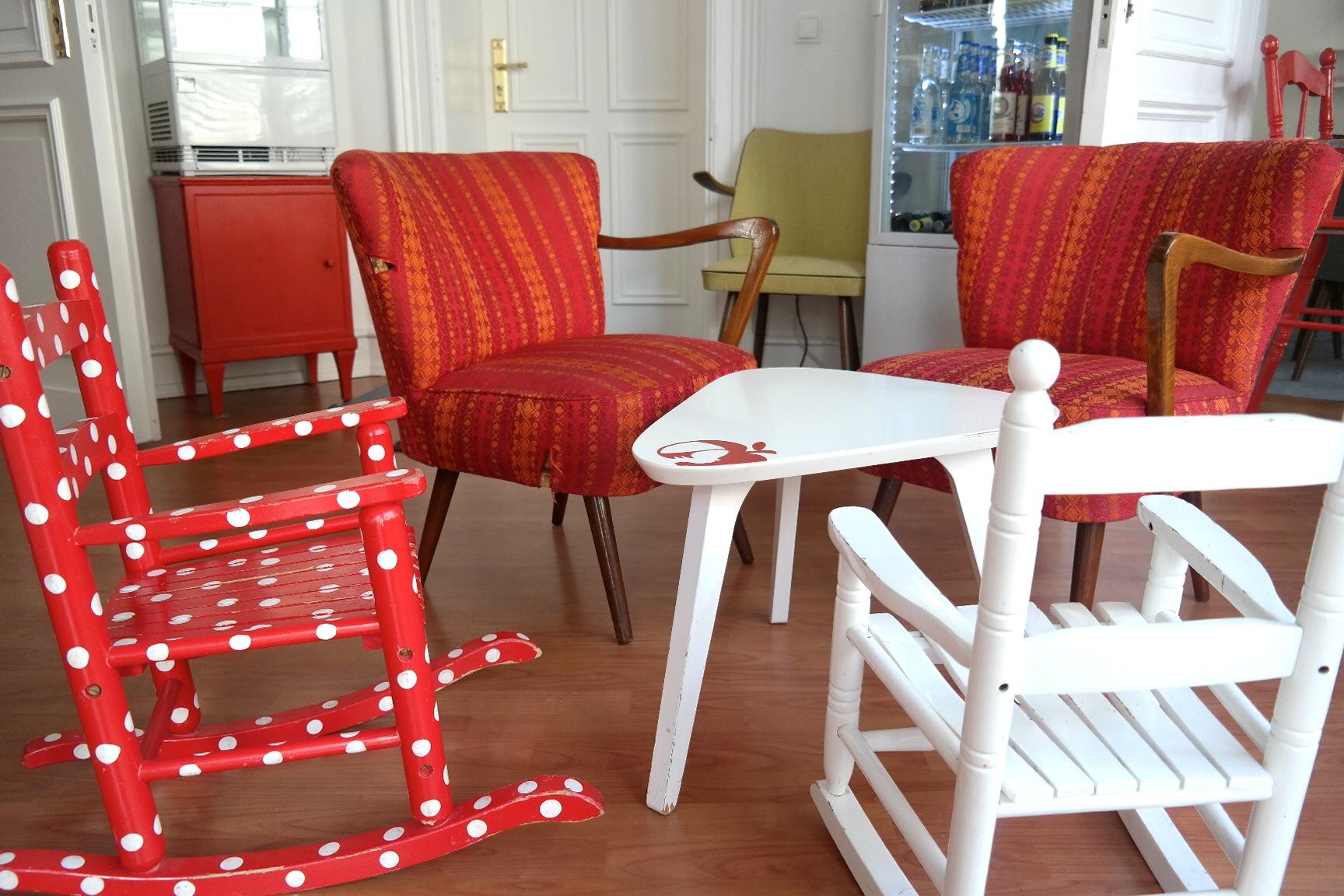 Cafe Apfelkind Südstadt Familiencafe Kinderfreundlich Kaffeetrinken