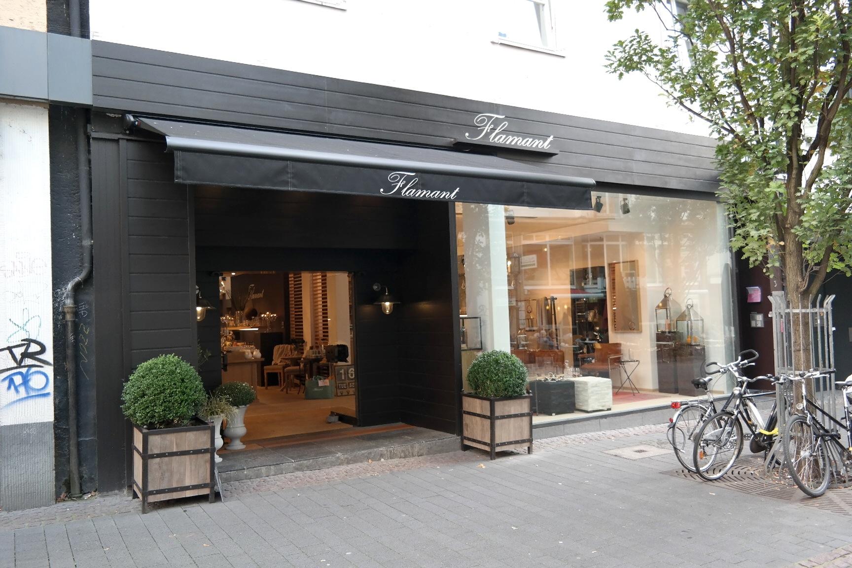 Flamant Store Bonn Innenstadt Möbelgeschäft Einrichtungshaus