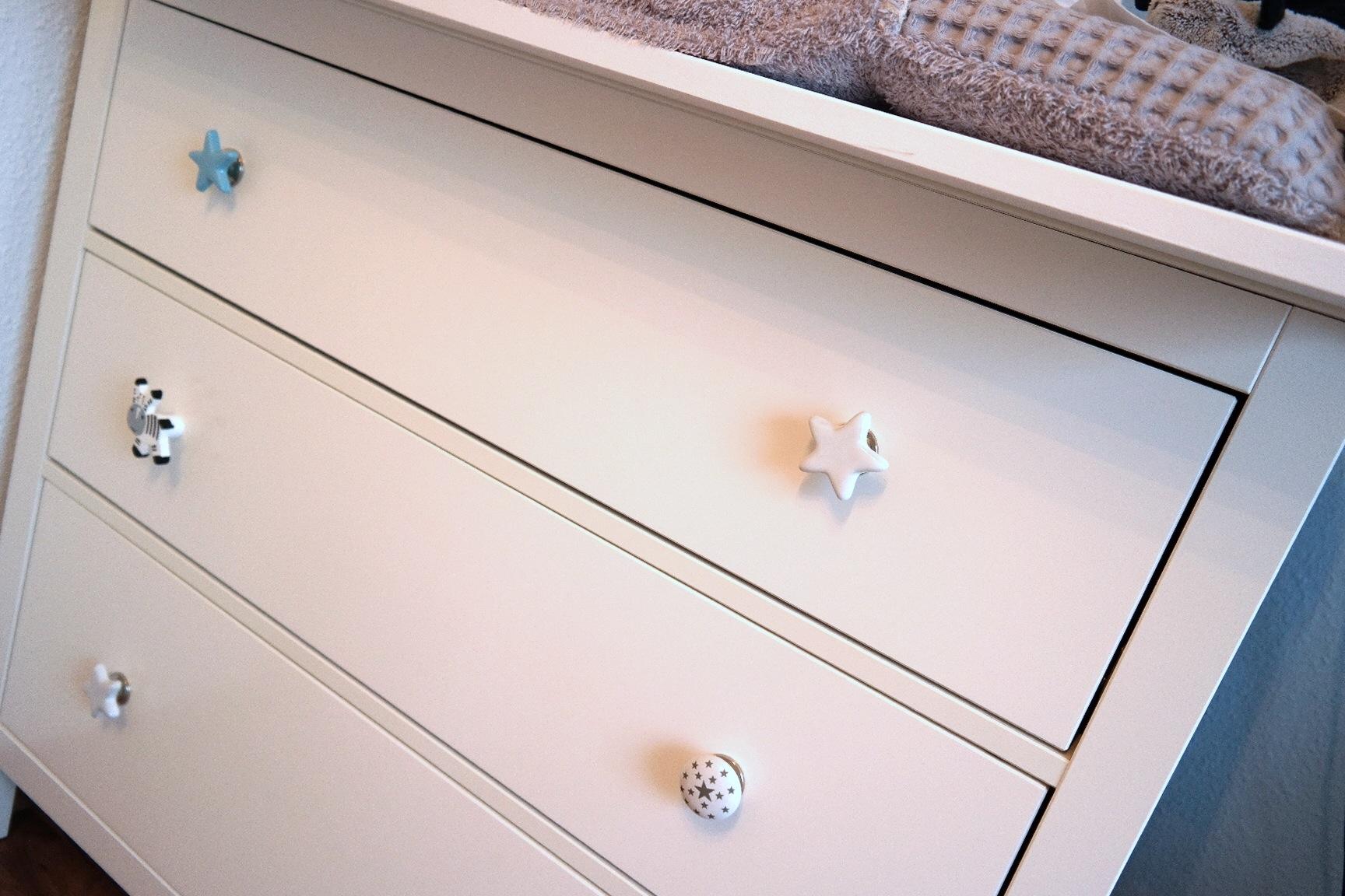 Ikea Hemnes wickelauflage erstaustattung Babyzimemmer kinderzimmer ...