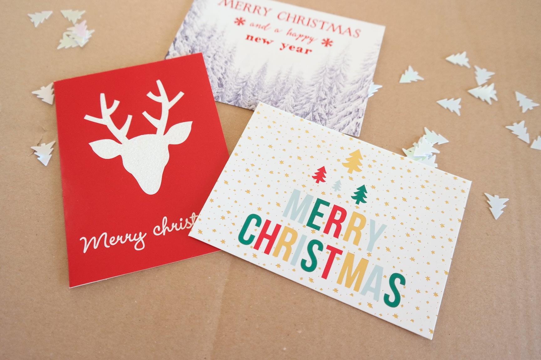 Weihnachtskarten Was Schreiben.Weihnachtskarten Schreiben Kreativ Selbst Schreiben Von Hand
