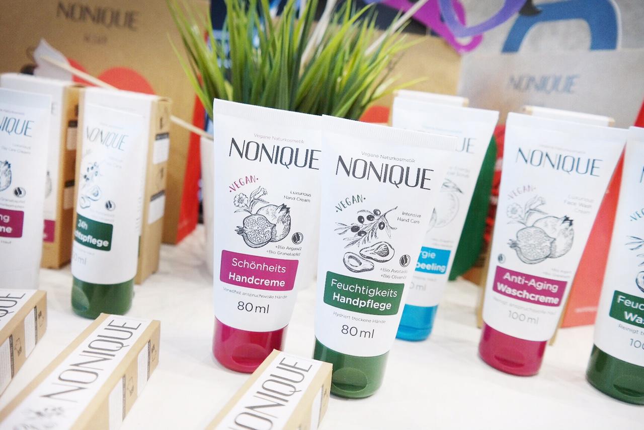 Naturkosmetik Köln missbonnebonne beautypress bloggerevent köln flora naturkosmetik