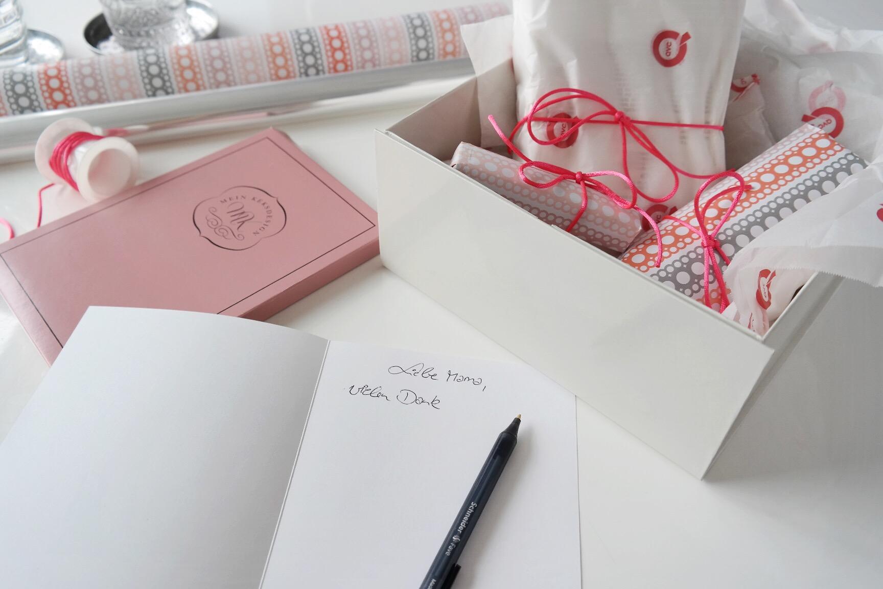 Muttertag geschenk schicken