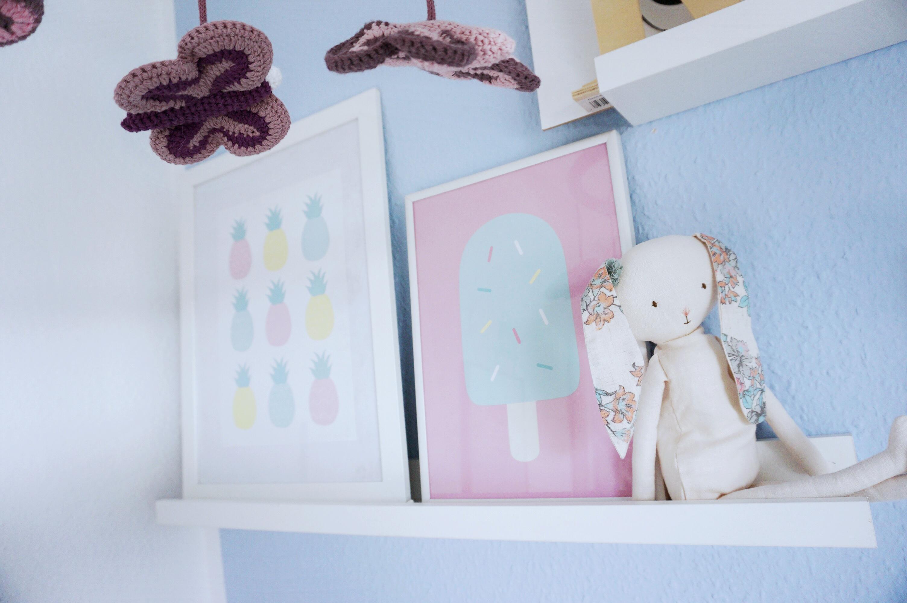 Great kinderzimmer e einrichten images quarto for Deko fur madchenzimmer
